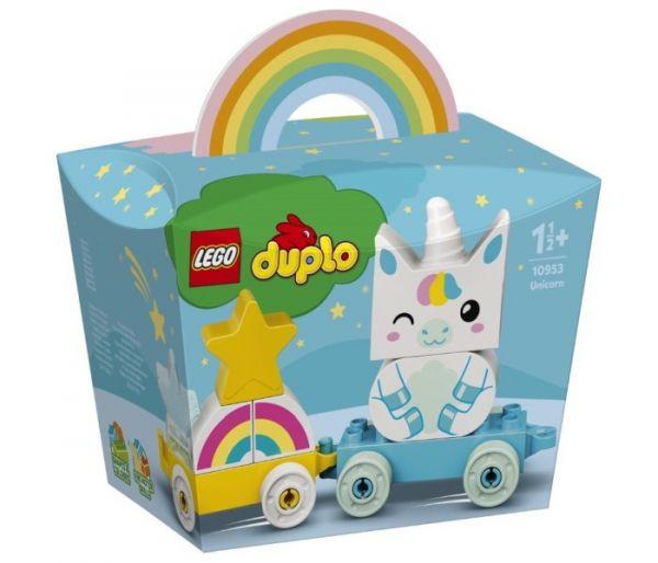 Igračka Lego kocke Unicorn, Duplo