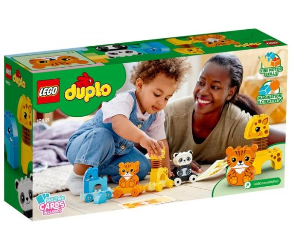 Igračka Lego kocke Animal train Duplo