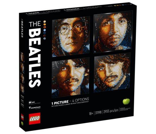 Igračka Lego kocke The Beatles, Pixel 18+