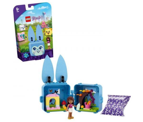 Igračka Lego kocke Andrea's bunny cube, Friends, 6g+