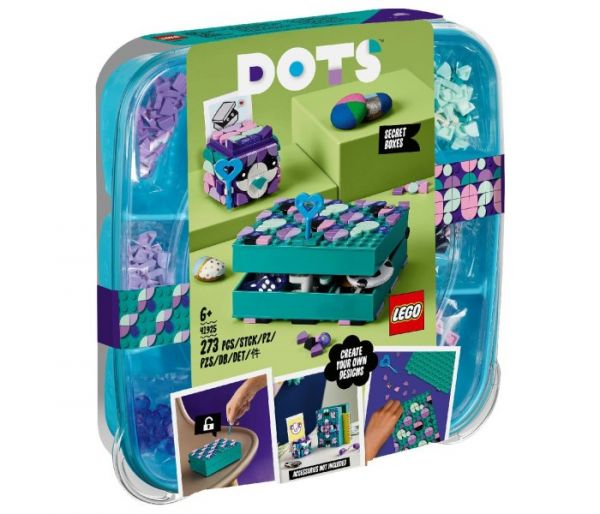 Igračka Lego kocke secret boxes, Dots 6g+