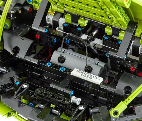 Igračka Lego kocke Lamborgini  SIAN FKP 37, Technic 18+
