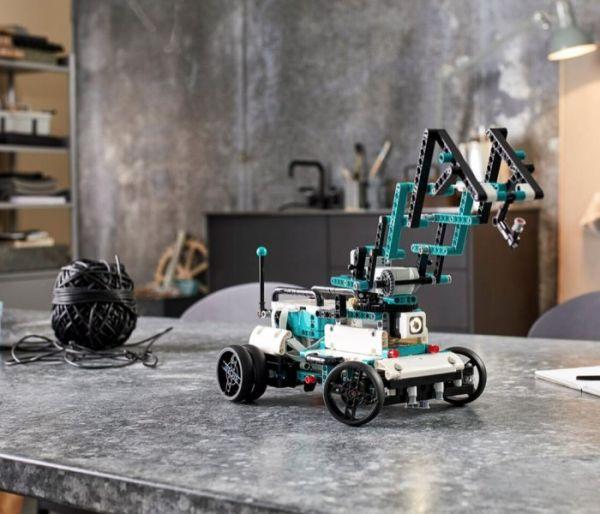 Igračka Lego kocke Robot inventor, 10+