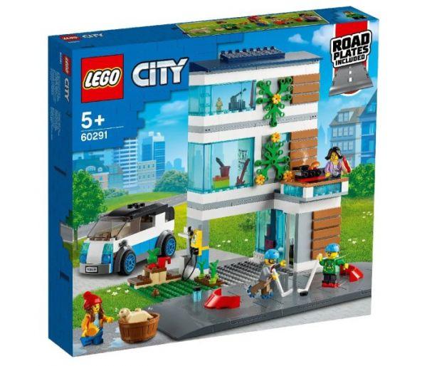 Igračka Lego kocke family house, City 5g+