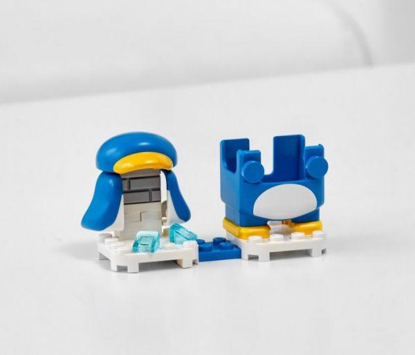 Igračka Lego kocke Penguin  Mario power up pack, Super Mario, 6g+