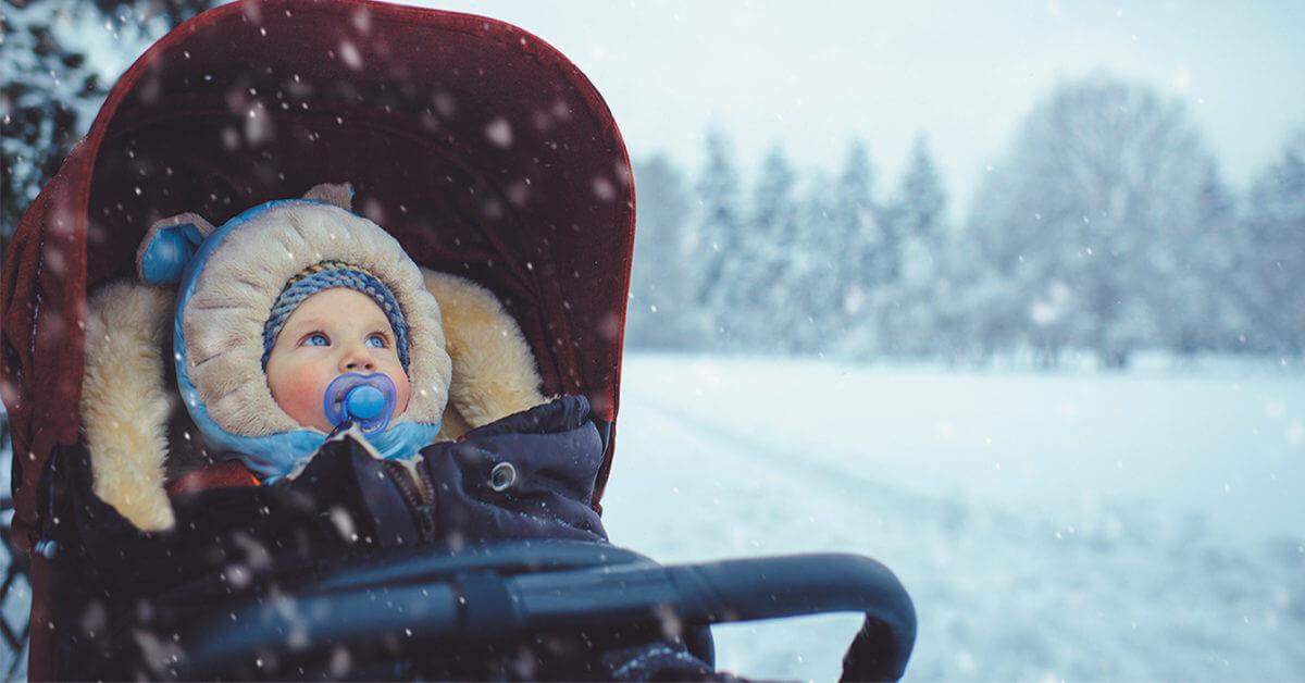 Zimovanje sa bebom